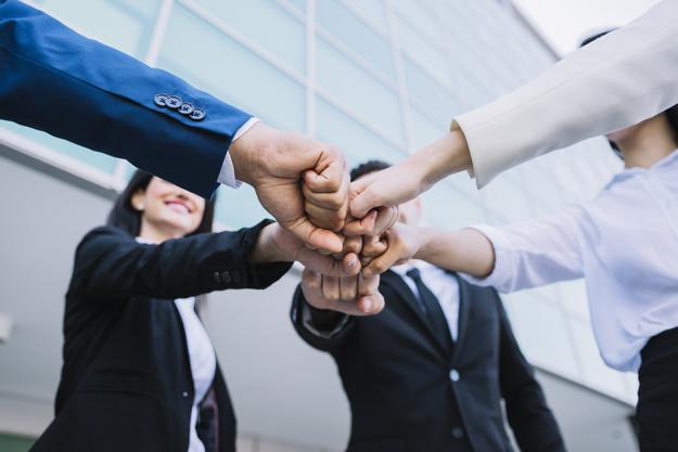 concepto de trabajo en equipo coachmac coaching empresarial en cancun